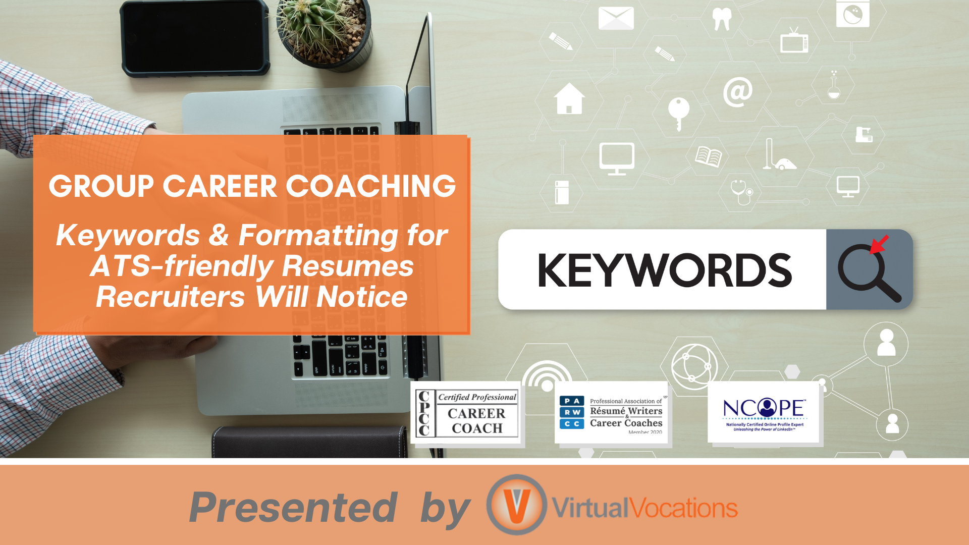 Keywords & Formatting for ATS-friendly Resumes Recruiters Will Notice