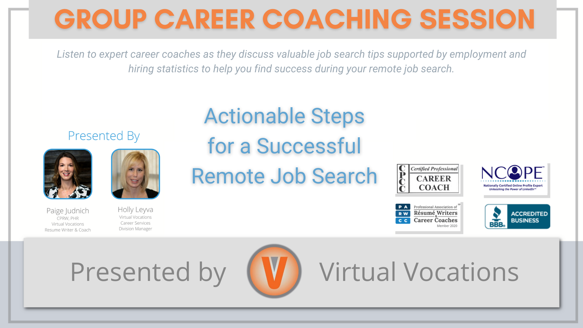 Actionable Steps for a Successful Remote Job Search