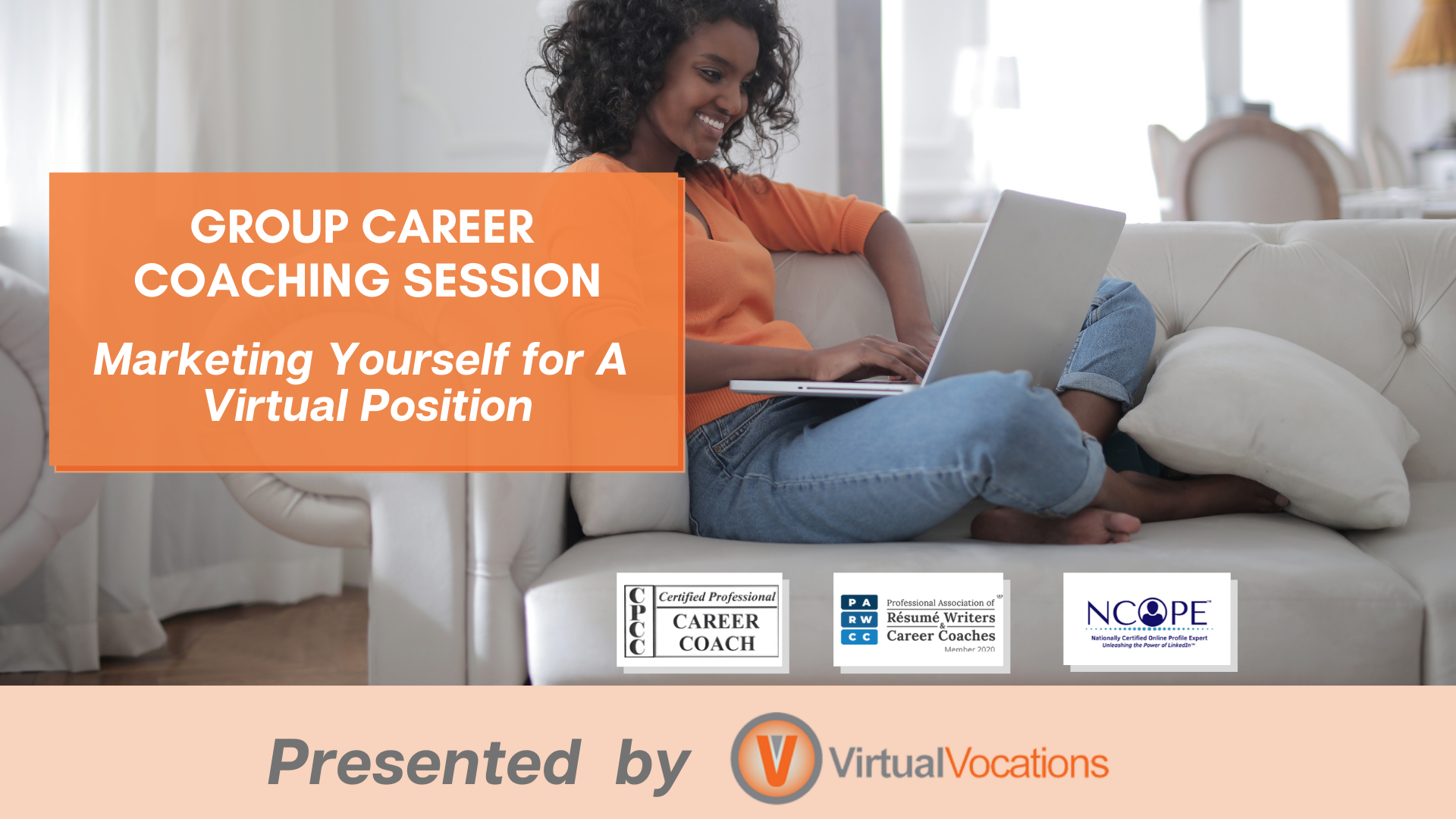 Marketing Yourself for A Virtual Position