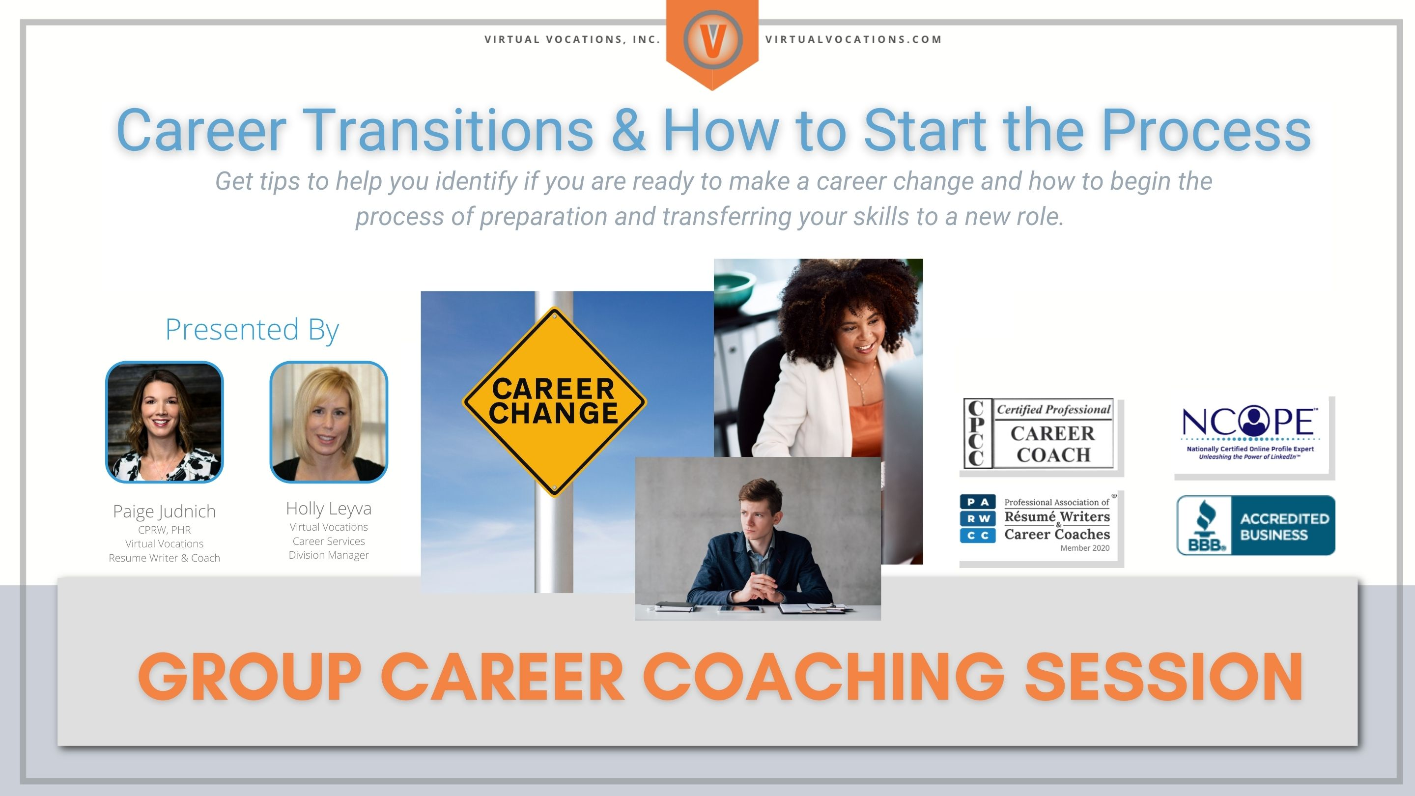 Career Transitions and How to Start the Process