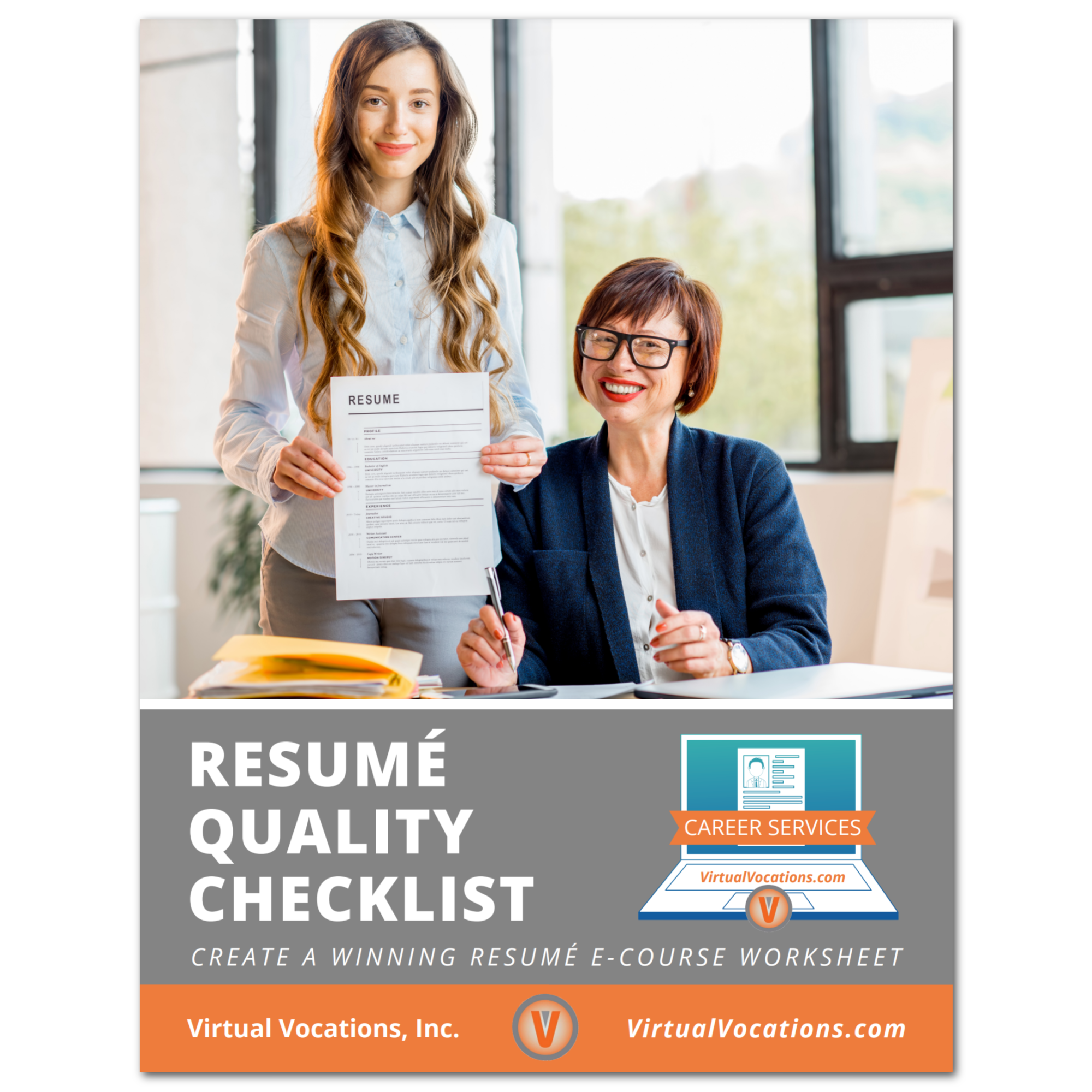 Resume Quality Review Checklist